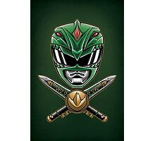 Dragonzord Power - Print Photographic Print