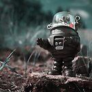 Robbie the Robot, Forbidden Planet by ElDave