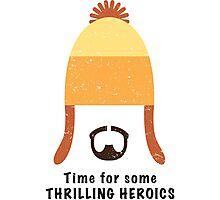 Jayne Cobb - Thrilling Heroics Photographic Print