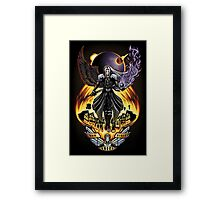 One Winged Angel - Print Framed Print