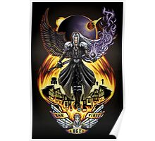 One Winged Angel - Print Poster