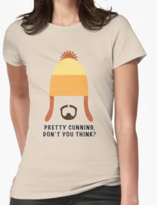 Jayne Cobb - Pretty Cunning Womens Fitted T-Shirt