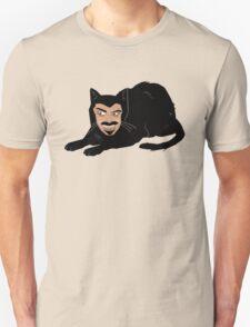 Vlad the Cat (Gray) Unisex T-Shirt