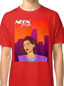 Neon Jungle Classic T-Shirt