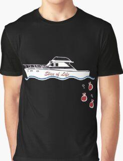 Dexter Morgan Slice of life Graphic T-Shirt