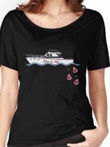 Dexter Morgan Slice of life Women's Relaxed Fit T-Shirt