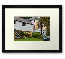 Portmeirion, Wales (3) Framed Print