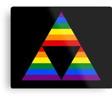 Rainbow force Metal Print