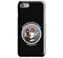 Anime Declassified Podcast iPhone Case/Skin