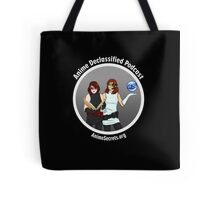 Anime Declassified Podcast Tote Bag