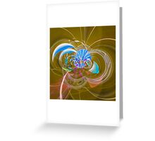 Ceiling moblie Greeting Card