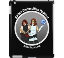 Anime Declassified Podcast iPad Case/Skin