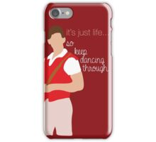 Dancing Through Life Fiyero Case iPhone Case/Skin