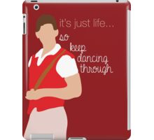 Dancing Through Life Fiyero Case iPad Case/Skin