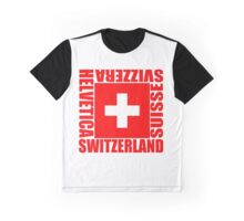 SWITZERLAND Graphic T-Shirt