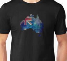 Australia Water Color Unisex T-Shirt