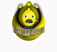 LEMONGRAB ''PUT YOU IN MY OVEN!'' Unisex T-Shirt