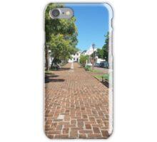 San German Plaza Puerto Rico iPhone Case/Skin