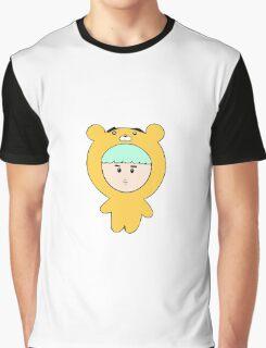 Ryan monster Graphic T-Shirt