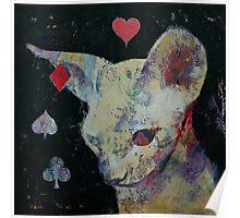 Sphynx Cat Lover Poster