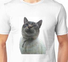 Casper the Cross Eyed Cat Unisex T-Shirt