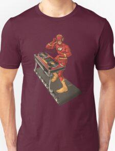 Dj - Dj Barry Allen Unisex T-Shirt