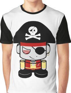 Pirate O'BOT 1.0 Graphic T-Shirt