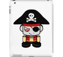 Pirate O'BOT 1.0 iPad Case/Skin