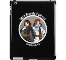 Toku Secrets Podcast iPad Case/Skin