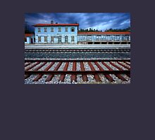 The old train station of Didymoteicho - Greece Unisex T-Shirt