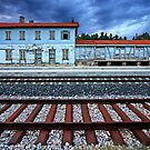 The old train station of Didymoteicho - Greece by Hercules Milas