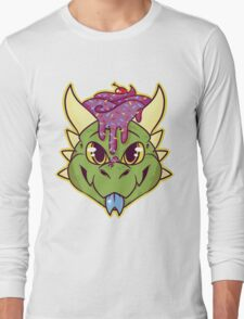 Cupcake Dragon Long Sleeve T-Shirt
