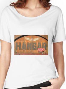 Hangar Bar Disney Springs Florida Women's Relaxed Fit T-Shirt