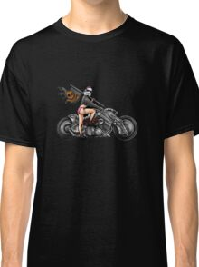 girl trooper Classic T-Shirt