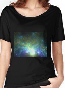 Galaxy - Abstract Fractal Artwork Women's Relaxed Fit T-Shirt