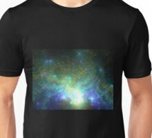Galaxy - Abstract Fractal Artwork Unisex T-Shirt