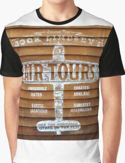Jock Lindseys Air Tours Graphic T-Shirt