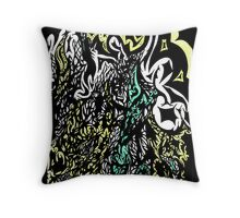 Clash Throw Pillow
