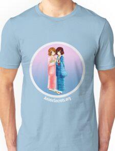 Anime Secrets Kimono Unisex T-Shirt