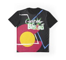 Get Blazed Colorado Graphic T-Shirt