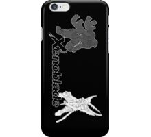 Xenoblade - bionis and mechonis iPhone Case/Skin