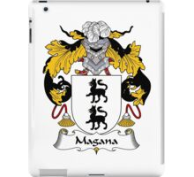 Magana Coat of Arms/Family Crest iPad Case/Skin