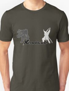 Xenoblade - bionis and mechonis T-Shirt