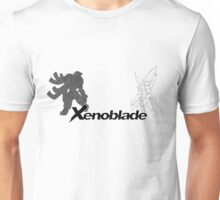 Xenoblade - bionis and mechonis Unisex T-Shirt