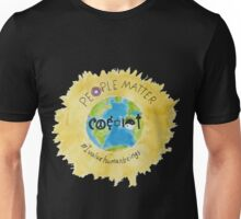 People Matter (Coexist) #IValueHumanBeings - Kate Cruz Design Unisex T-Shirt