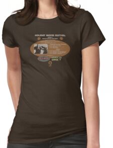 WW0R-9 Thanksgiving Womens Fitted T-Shirt