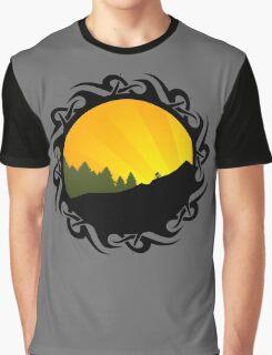 cycling tribalz Graphic T-Shirt