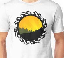 cycling tribalz Unisex T-Shirt