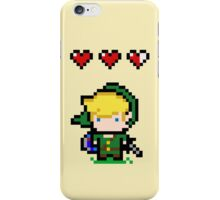 Link Pixel Love iPhone Case/Skin