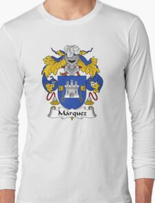 Marquez Coat of Arms/Family Crest Long Sleeve T-Shirt